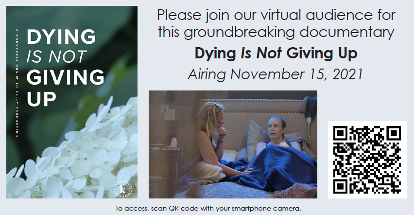 Dying Is Not Giving Up