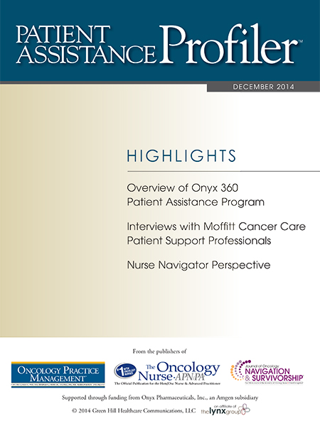 Patient Assistance Profiler December 2014